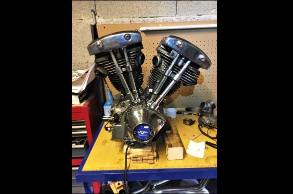 moteur shovelhead